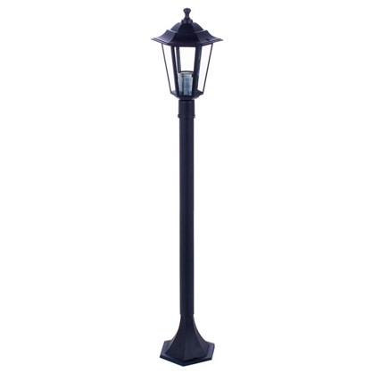 Столб уличный Inspire Peterburg 1xE27х60 Вт 1 м алюминий/сталь цвет черный