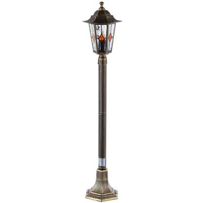 Столб уличный Inspire Tiffany 1xE27х60 Вт 1 м цвет золото