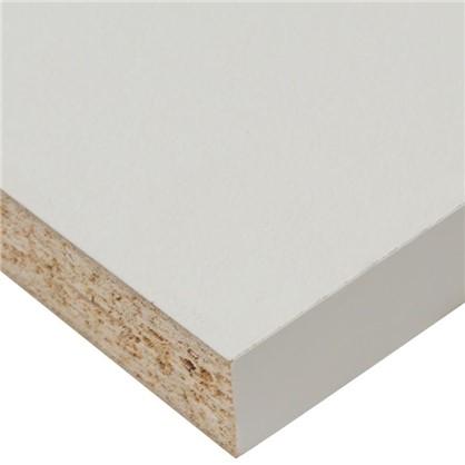Столешница Вайт 120х3.8х60 см ЛДСП цвет белый