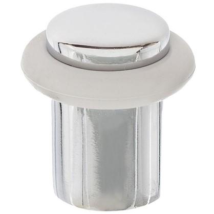 Стопор дверной Apecs DS-0013-CR металл цвет хром