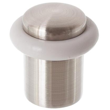 Стопор дверной Apecs DS-0013-NIS металл цвет никель