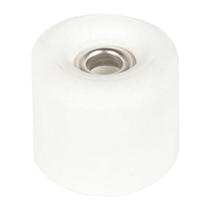 Стопор дверной LDS011WH резина цвет белый