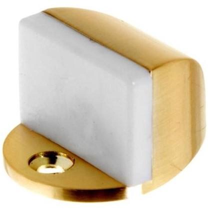 Стопор дверной Palladium 01 ЦАМ цвет матовое золото