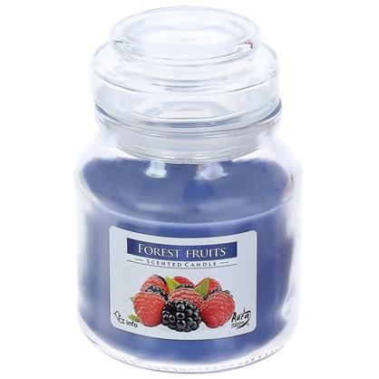 Свеча ароматизированная в банке Лесные ягоды