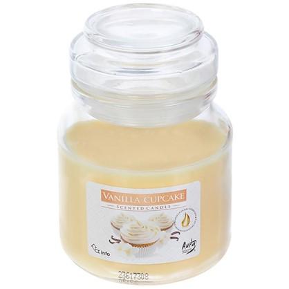Свеча ароматизированная в банке Ванильное эскимо