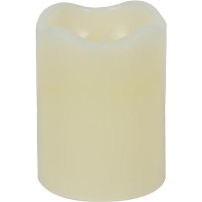 Свеча декоративная светодиодная ТБ 9 см