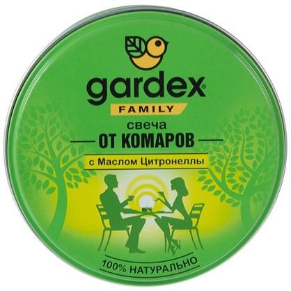 Свеча репеллент Gardex Family от комаров