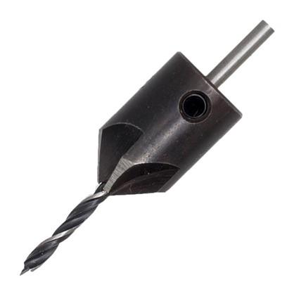 Сверло Archimedes с зенкером 3х60 мм