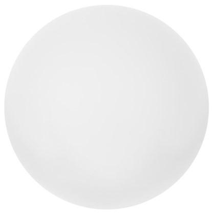 Светильник аккумуляторный светодиодный Шар свет RGB диаметр 30 см цвет белый