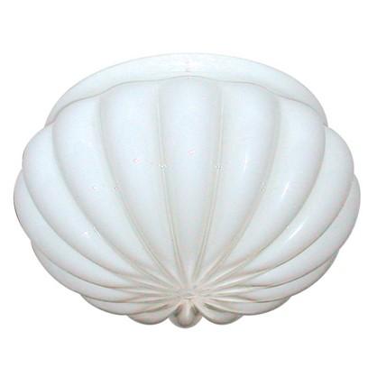 Светильник Малютка 1xE27x60 Вт металл/пластик цвет белый