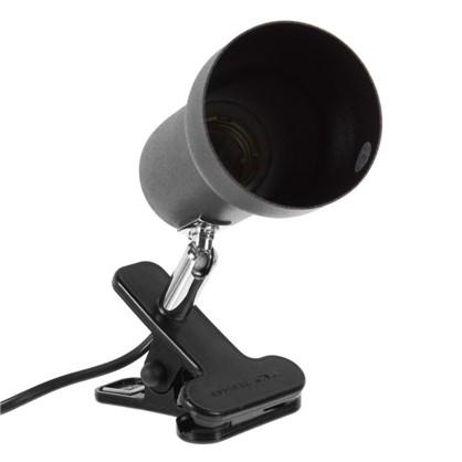 Светильник на прищепке R63 1xE27x40 Вт цвет черный