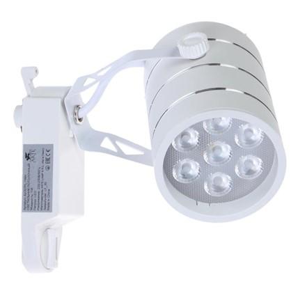 Светильник на шину светодиодный Cinto 7 Вт цвет белый