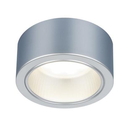 Накладной светильник Elektrostandard Baden 1070 цоколь GX5.3 цвет серебряный