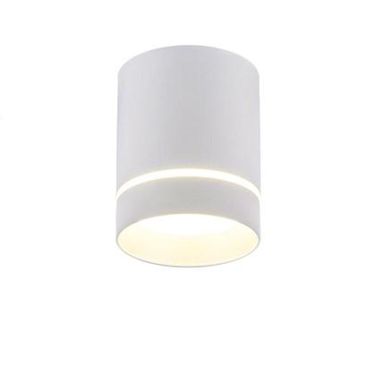 Накладной светильник светодиодный Elektrostandard DLR021 9 Вт 4200 К цвет белый матовый свет холодный белый