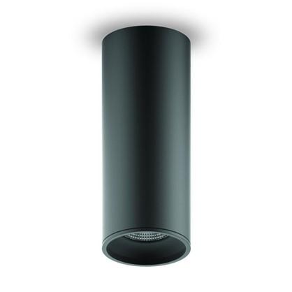 Накладной светильник светодиодный Gauss HD029 12 Вт 3000 K 79x200 мм цвет черный
