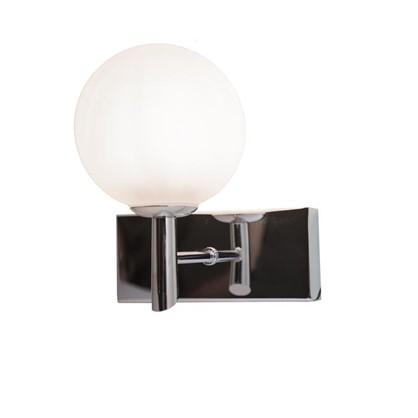 Светильник настенный Escada шар 1хG9 IP44 цвет хром