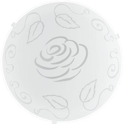 Светильник настенно-потолочный Mars 1xE27x60 Вт 25 см роза