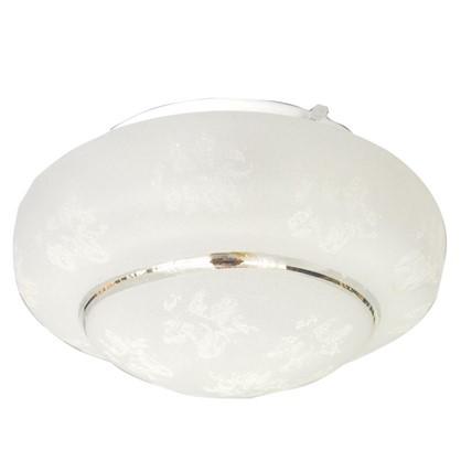 Светильник настенно-потолочный Морозко 210 2xE27x60 Вт IP20 металл/пластик цвет белый