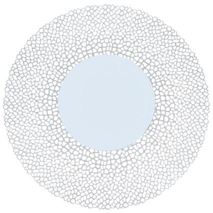 Светильник настенно-потолочный Solario 3559/24L 24 Вт цвет серебряный