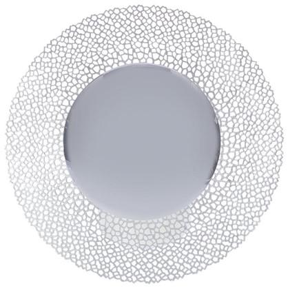 Светильник настенно-потолочный Solario 3560/18L 18 Вт цвет серебряный