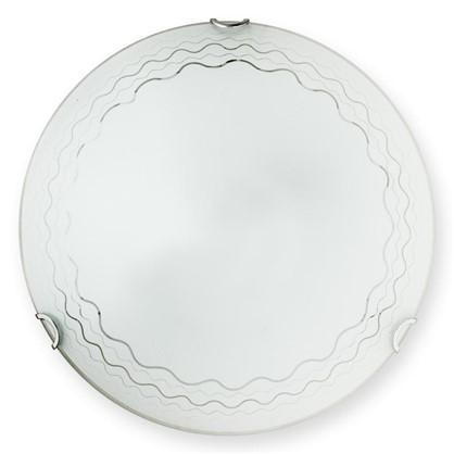 Светильник настенно-потолочный светодиодный 18 Вт 30 см цвет белый
