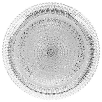 Светильник настенно-потолочный светодиодный Brilliance с пультом управления 175 м² регулируемый свет цвет прозрачный