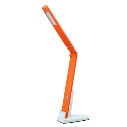 Светильник настольный Fold KD-808 5 Вт цвет белый/оранжевый