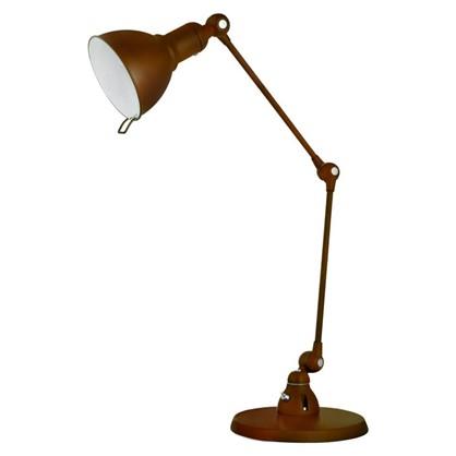 Светильник настольный Grace KD-334 1хЕ27х40 Вт цвет шоколадный