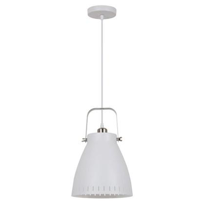 Светильник подвесной New York PL-428L 1xE27x60 Вт 3 м² цвет белый