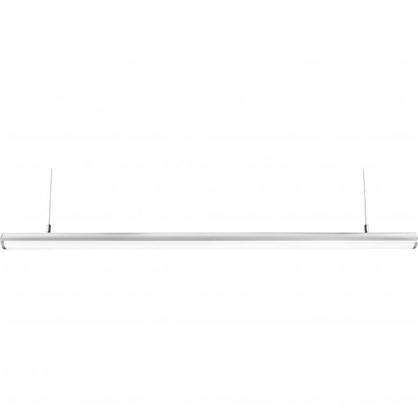 Светильник подвесной светодиодный 22 Вт цвет сатиновый никель