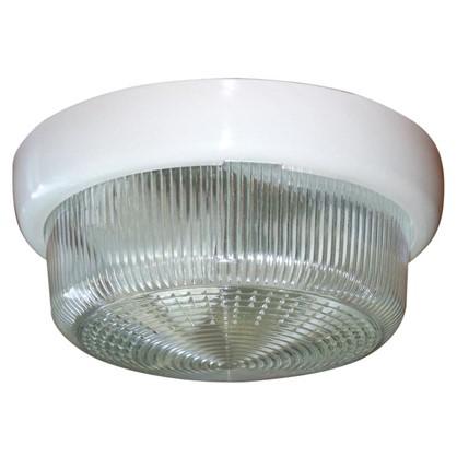 Светильник потолочный Раунд 1xE27x60 Вт цвет прозрачный IP44