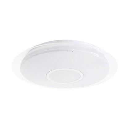 Светильник потолочный светодиодный 22 Вт 2200 Лм IP44 с bluetooth динамиком 3 Вт