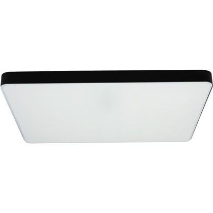 Светильник потолочный светодиодный Regio 48 м² цвет черный