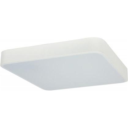 Светильник потолочный светодиодный Square 18 м² цвет белый