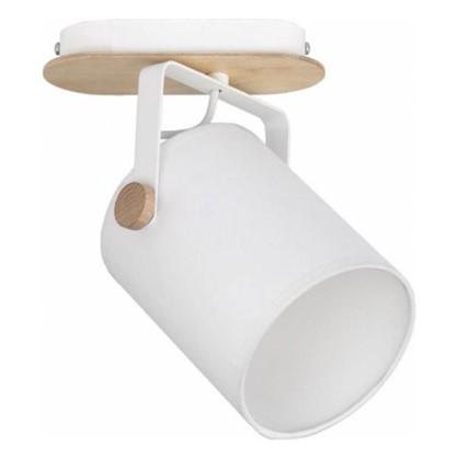 Светильник поворотный TK Lighting Relax White 1611 1хЕ27х60 Вт