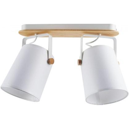 Светильник поворотный TK Lighting Relax White 1612 2хЕ27х60 Вт