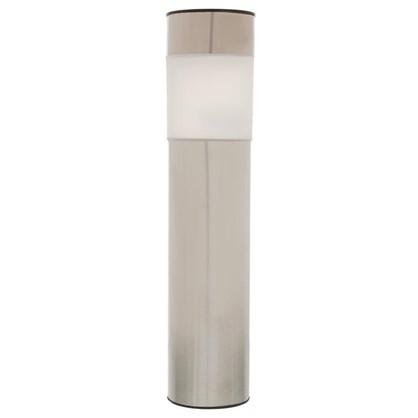 Светильник садовый светодиодный Solar 0.06 Вт цвет стальной IP65
