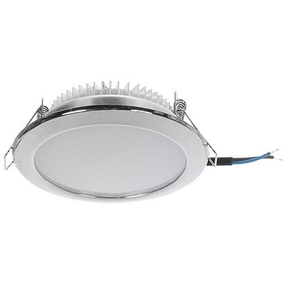 Светильник светодидный Премиум 8 Вт 550 Лм 220 В цвет хром свет теплый белый/нейтральный/холодный белый