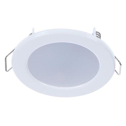 Светильник светодидный Стандарт 4 Вт 280 Лм 220 В цвет белый свет дневной белый