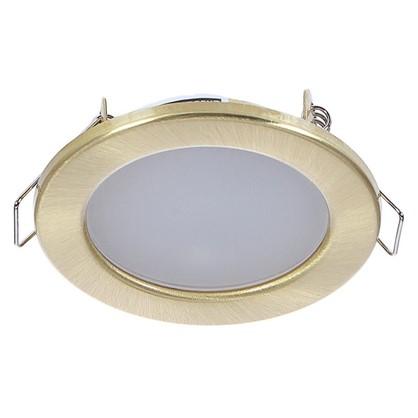 Светильник светодидный Стандарт 4 Вт 280 Лм 220 В цвет бронза свет дневной белый