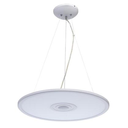 Светильник светодиодный RGB музыкальный Норден 36 Вт круглый