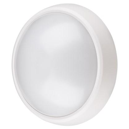 Светильник светодиодный с датчиком движения LCL круг 12 Вт 960 Лм 6500 К