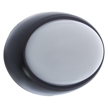 Светильник Uniel ULWO04 12 Вт 840 Лм цвет черный IP65
