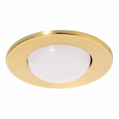 Встраиваемый светильник R50 E14x40 Вт цвет золото