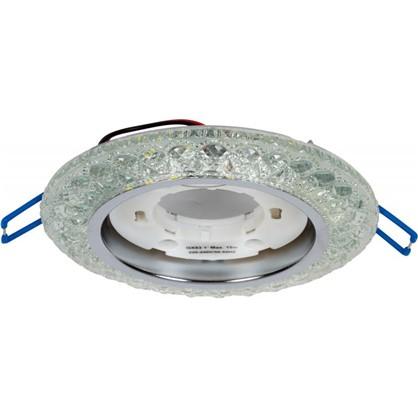 Встраиваемый светильник светодиодный Emilia 53270 GX53x20 Вт цвет прозрачный