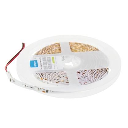 Светодиодная лента smd 3528 4.8Вт/60LED/м свет зеленый IP23