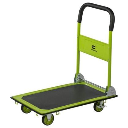 Тележка платформа 4 колеса грузоподъемность 150 кг