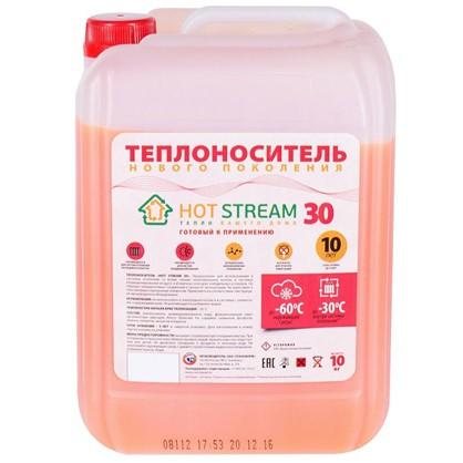 Теплоноситель Hot Stream 10 кг
