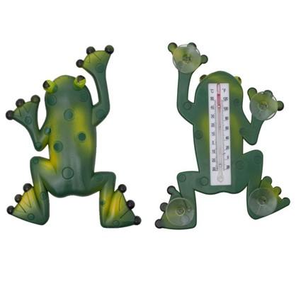 Термометр декоративный Лягушка