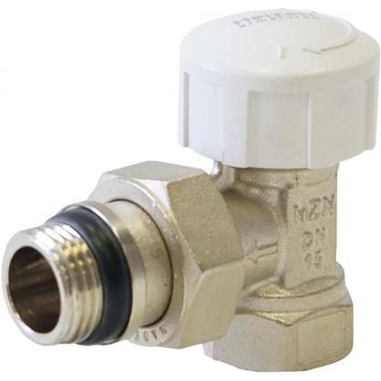 Термостатический клапан для радиатора Heizen угловой 1/2 дюйма